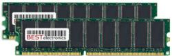 4GB Kit (2x 2GB) DDR2 800MHZ PC2-6400 Registered ECC Single Ranked 256Meg x 72 1.8V CL6 240-PIN 4GB Kit (2x 2GB) DDR2 800MHZ PC2-6400 Registered ECC Single Ranked 256Meg x 72 1.8V CL6 240-PIN