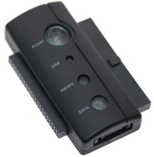 Festplatten-Adapter IDE/SATA auf USB2.0 mit Backup HDD USB-Adapter Festplatten-Adapter IDE/SATA auf USB2.0 mit Backup HDD USB-Adapter